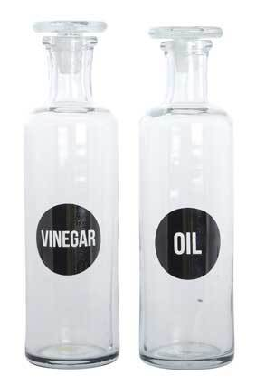 Vinegar & Oil